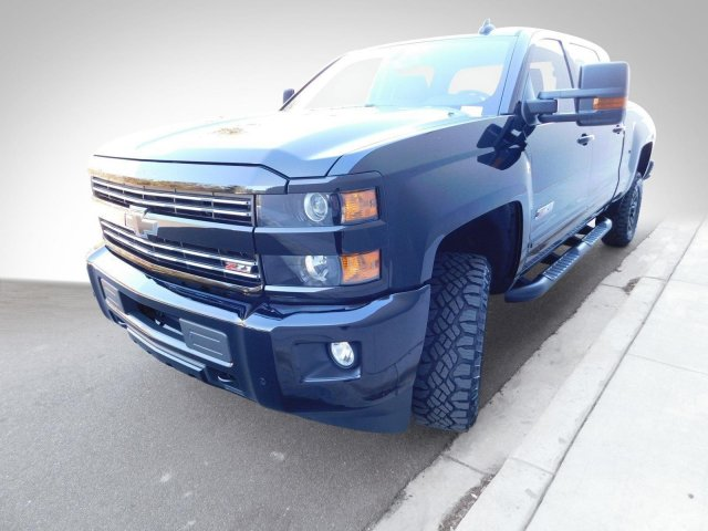 2018 Silverado 2500 Crew Cab 4x4, Pickup #180302 - photo 5