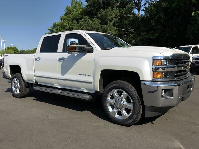 2018 Silverado 2500 Crew Cab 4x4,  Pickup #180350 - photo 40