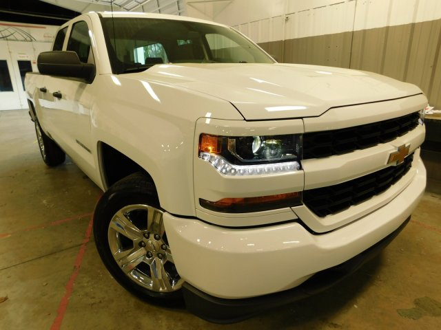 2018 Silverado 1500 Double Cab 4x4, Pickup #180386 - photo 3
