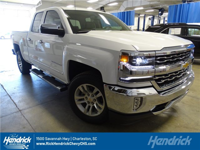 2018 Silverado 1500 Double Cab, Pickup #180414 - photo 1