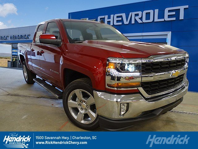 2018 Silverado 1500 Double Cab 4x2,  Pickup #180418 - photo 1