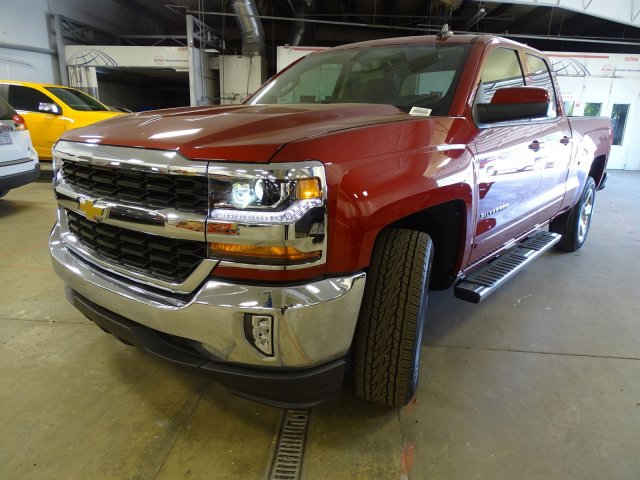 2018 Silverado 1500 Double Cab 4x2,  Pickup #180418 - photo 3