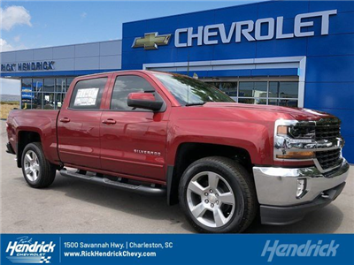 2018 Silverado 1500 Crew Cab 4x2,  Pickup #180480 - photo 1