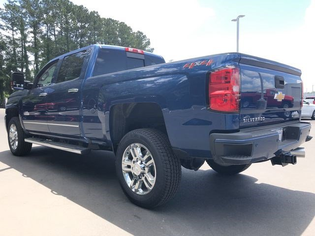2018 Silverado 2500 Crew Cab 4x4,  Pickup #180490 - photo 4