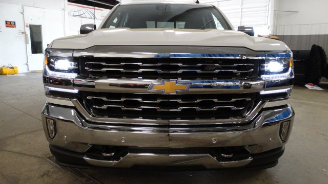 2018 Silverado 1500 Crew Cab 4x4, Pickup #180538 - photo 4