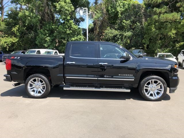 2018 Silverado 1500 Crew Cab 4x4,  Pickup #180540 - photo 4