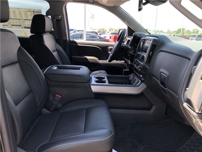 2018 Silverado 1500 Crew Cab 4x4,  Pickup #180540 - photo 18