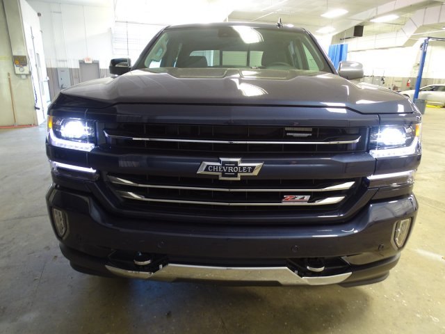 2018 Silverado 1500 Crew Cab 4x4, Pickup #180559 - photo 3