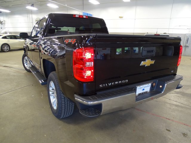2018 Silverado 1500 Crew Cab 4x4,  Pickup #180572 - photo 4