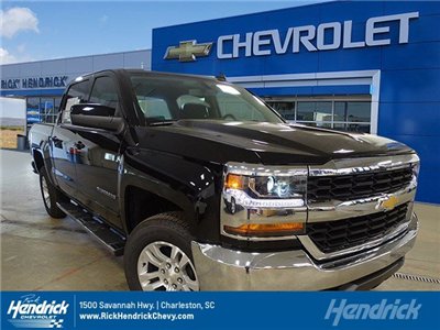 2018 Silverado 1500 Crew Cab 4x4,  Pickup #180572 - photo 1