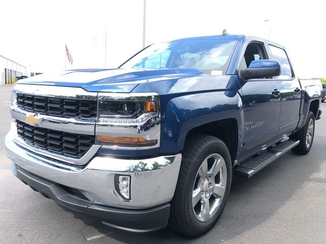 2018 Silverado 1500 Crew Cab 4x2,  Pickup #180592 - photo 7