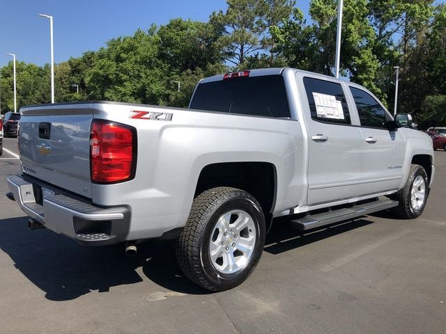 2018 Silverado 1500 Crew Cab 4x4, Pickup #180618 - photo 2
