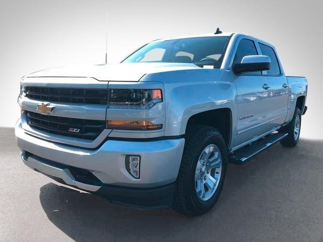 2018 Silverado 1500 Crew Cab 4x4, Pickup #180618 - photo 35