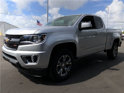 2018 Colorado Extended Cab 4x2,  Pickup #180709 - photo 6