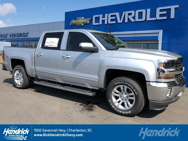 2018 Silverado 1500 Crew Cab 4x2,  Pickup #180770 - photo 1