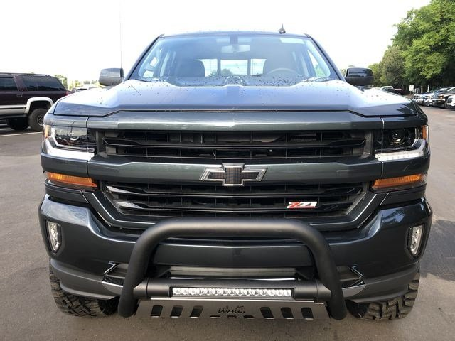 2018 Silverado 1500 Crew Cab 4x4,  Pickup #180782 - photo 8