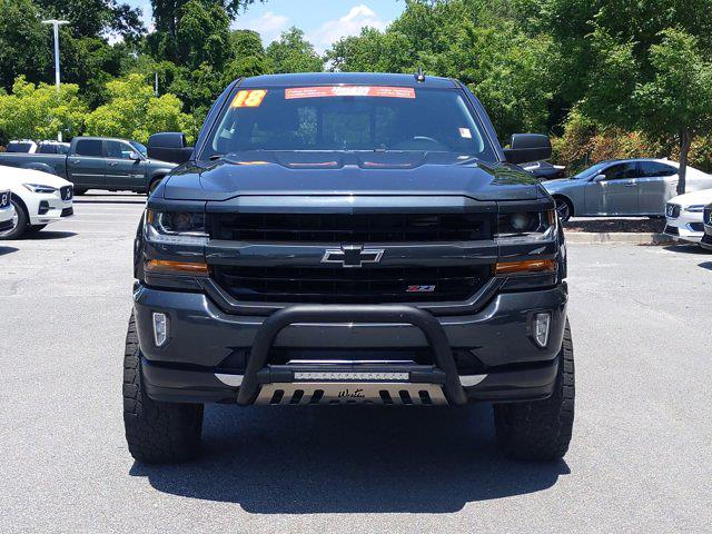 2018 Silverado 1500 Crew Cab 4x4,  Pickup #180782 - photo 3