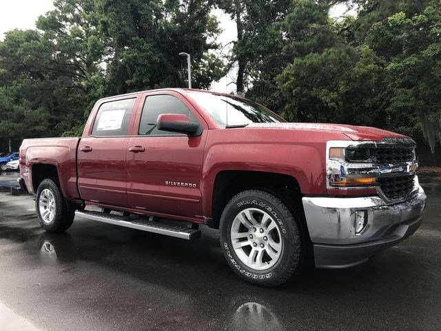 2018 Silverado 1500 Crew Cab 4x2,  Pickup #180861 - photo 40