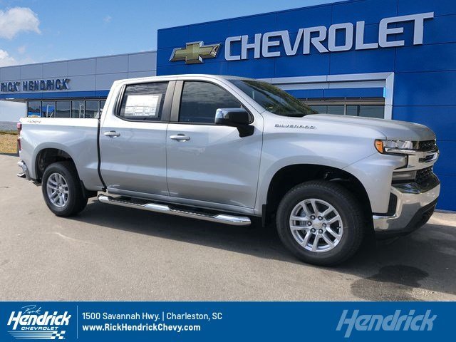 2019 Silverado 1500 Crew Cab 4x4,  Pickup #190124 - photo 1