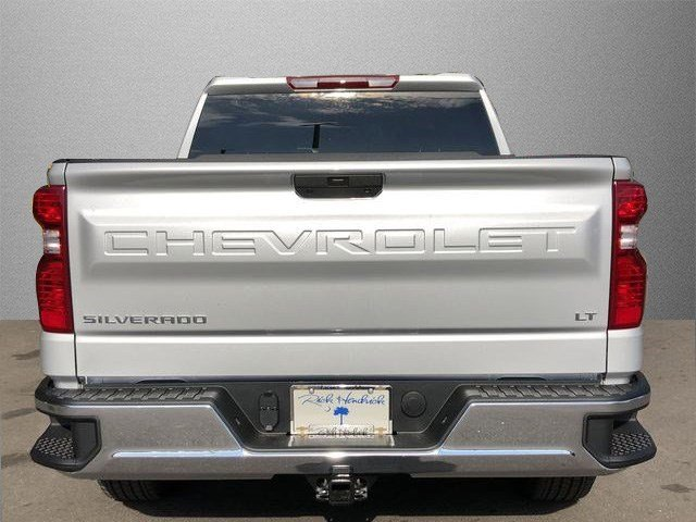 2019 Silverado 1500 Crew Cab 4x4,  Pickup #190124 - photo 3
