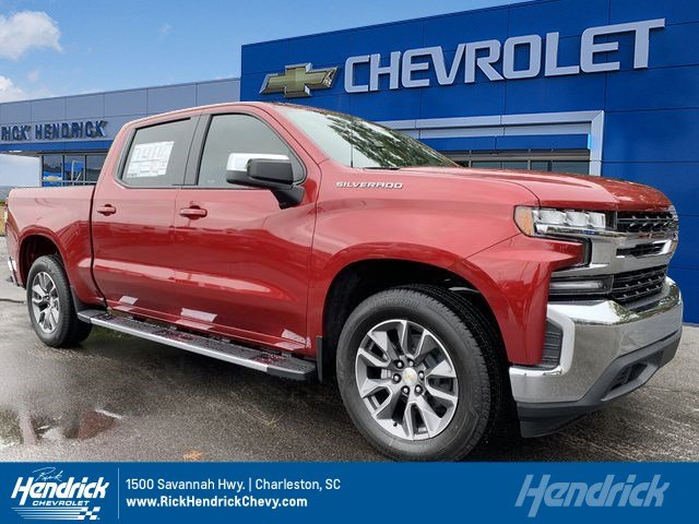 2019 Silverado 1500 Crew Cab 4x2,  Pickup #190132 - photo 1