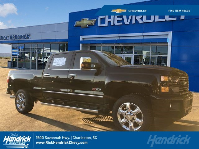 2019 Silverado 2500 Crew Cab 4x4,  Pickup #190150 - photo 1
