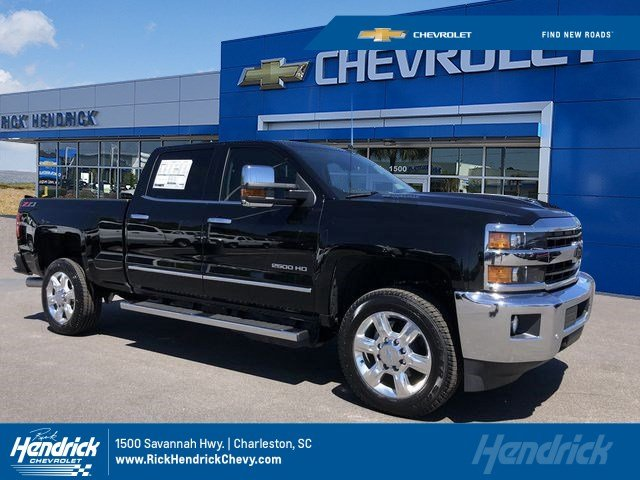 2019 Silverado 2500 Crew Cab 4x4,  Pickup #190459 - photo 1