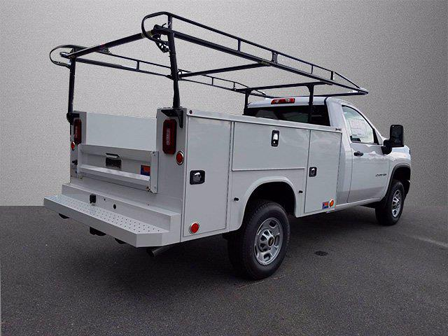 2020 Chevrolet Silverado 2500 Regular Cab 4x4, Knapheide Service Body #CL00929 - photo 1