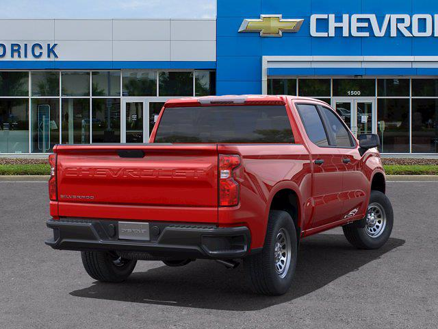 2021 Chevrolet Silverado 1500 Crew Cab 4x2, Pickup #CM00544 - photo 1