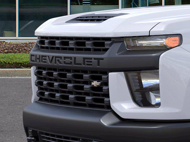 2021 Chevrolet Silverado 2500 Regular Cab 4x2, Pickup #CM00783 - photo 11