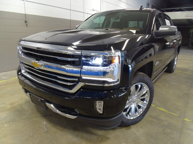 2017 Silverado 1500 Crew Cab 4x4, Pickup #D17351 - photo 4