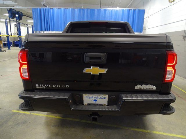 2017 Silverado 1500 Crew Cab 4x4, Pickup #D17351 - photo 6
