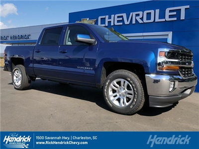 2018 Silverado 1500 Crew Cab 4x2,  Pickup #D18191 - photo 1