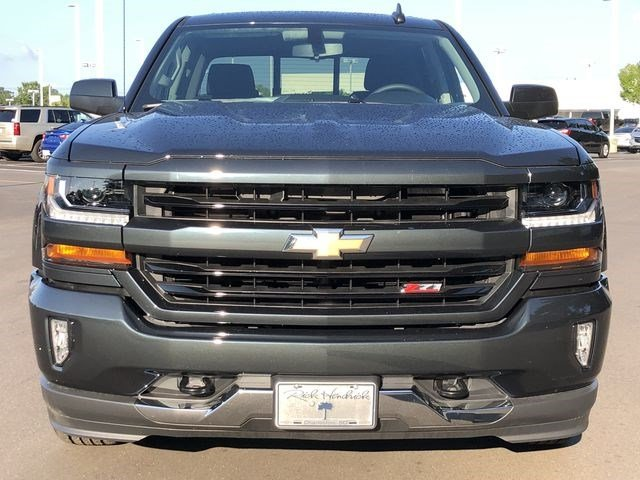 2018 Silverado 1500 Crew Cab 4x4,  Pickup #D18204 - photo 7
