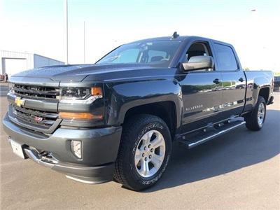 2018 Silverado 1500 Crew Cab 4x4,  Pickup #D18204 - photo 6