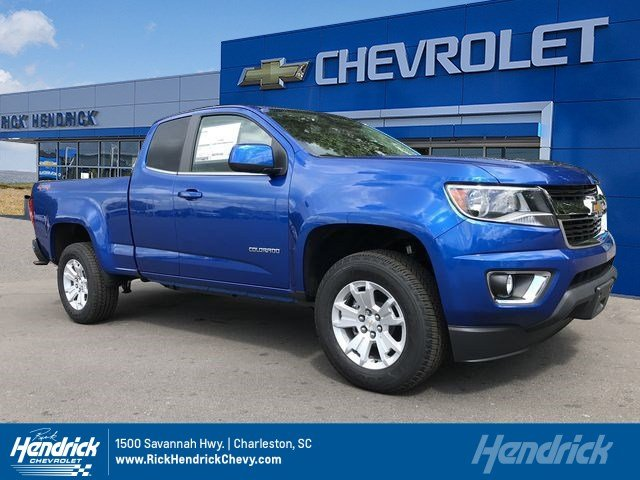2018 Colorado Extended Cab 4x4,  Pickup #D18266 - photo 1