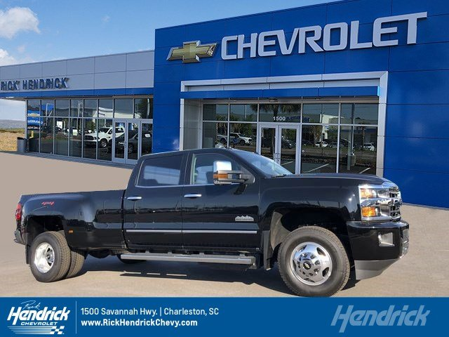 2019 Silverado 3500 Crew Cab 4x4,  Pickup #D19069 - photo 1