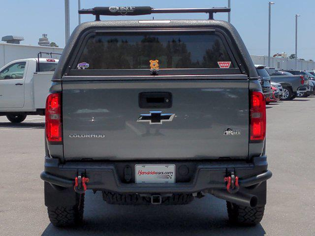 2020 Chevrolet Colorado Crew Cab 4x4, Pickup #PS43192 - photo 9