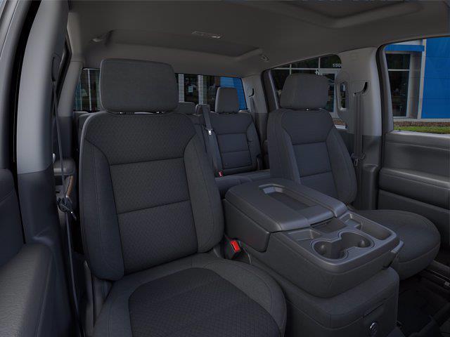 2021 Chevrolet Silverado 1500 Crew Cab 4x4, Pickup #DM21071 - photo 13