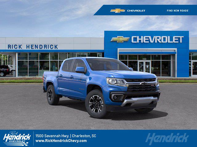2021 Chevrolet Colorado Crew Cab 4x2, Pickup #DM21119 - photo 1