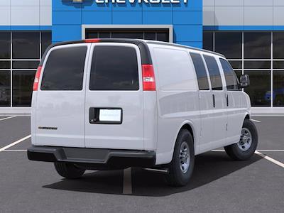 2021 Chevrolet Express 2500 4x2, Empty Cargo Van #DM21144 - photo 2
