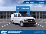 2021 Chevrolet Express 2500 4x2, Empty Cargo Van #DM21144 - photo 1