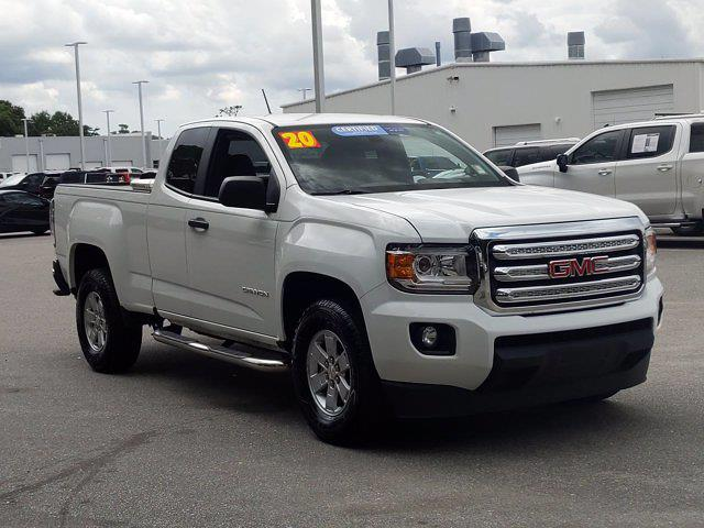 2020 GMC Canyon Extended Cab 4x2, Pickup #DM21163A - photo 3