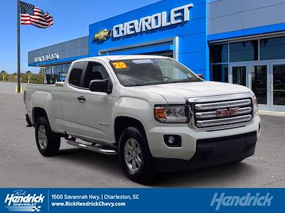 2020 GMC Canyon Extended Cab 4x2, Pickup #DM21163A - photo 1