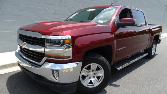 2017 Silverado 1500 Crew Cab, Pickup #L170348 - photo 10
