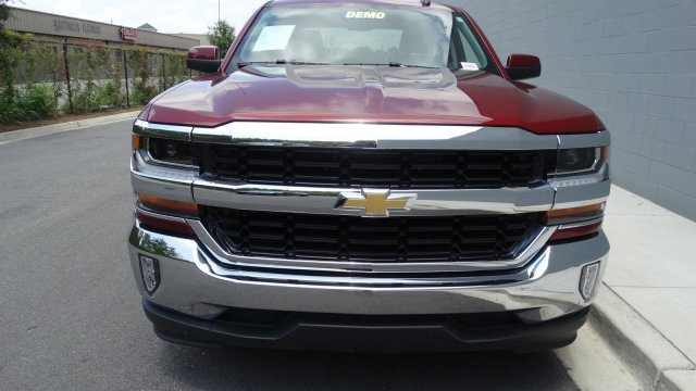 2017 Silverado 1500 Crew Cab, Pickup #L170348 - photo 4