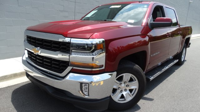 2017 Silverado 1500 Crew Cab, Pickup #L170348 - photo 5
