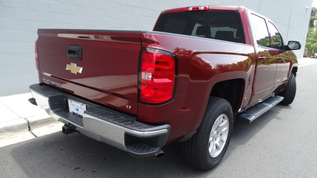 2017 Silverado 1500 Crew Cab, Pickup #L170348 - photo 2