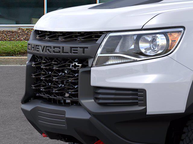 2021 Chevrolet Colorado Crew Cab 4x4, Pickup #M00134 - photo 11