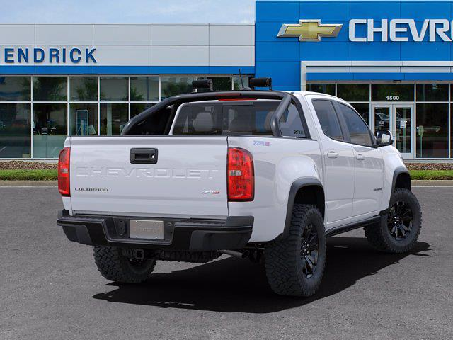2021 Chevrolet Colorado Crew Cab 4x4, Pickup #M00134 - photo 1